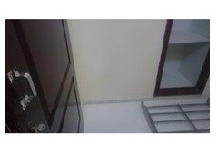 Partition up to ceiling available for 2 persons