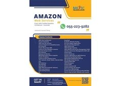Learn Amazon Web Services(AWS) || MCTC Dubai
