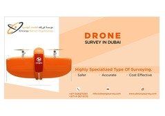 DRONE SURVEY IN DUBAI | Aerial Survey Technologies
