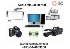 Quality Audio Visual Rental for Short Term Projects