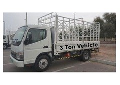 3 Ton Pickup for rent 0553340533