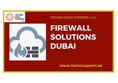 Firewall Solutions - Call us @ +971 50 8740112