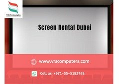 Outdoor & Indoor LED Screen Rentals in Dubai