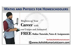 Maths & Physics for Homeschoolers