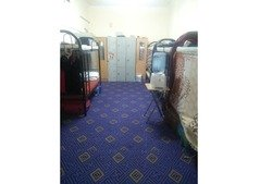 BED SPACE AVAILABLE INDIAN PAK NEPALI AFRICAN IN DEIRA BETWEEN UNION