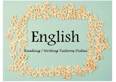 Dubai English Writing lessons for Year 1, year 2, year 3