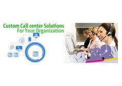 Call centre software with mini crm solution for large/small business
