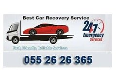 Towing Car Service Dubai Al Qudra Road Call (055 2626365)
