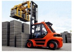 Forklift Double Grab for sale