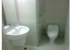Furnished small room near rigga metro station for family only.1800