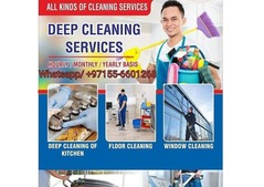 Sherooq Deep Cleaning Services llc