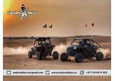 Enjoy your vacation with Desert buggy Ride In Dubai