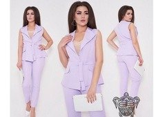 SUIT FOR WOMEN NEW SUMMER COLLECTION