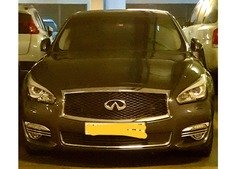 Limited edition with exclusive options infiniti-q70 2016 model