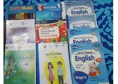 Grade 6 Textbooks for Westminister School Dubai For Sale