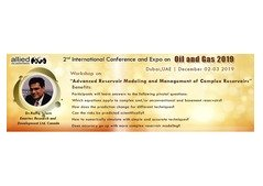 Conference on Oil and Gas Expo 2019