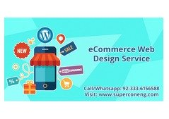 Hire best Website Developers for eCommerce Website