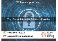 Top Firewall Security Solutions Provider in Dubai,UAE-