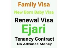 Tenancy Contract service No Need Advance Payment