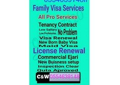 QUICK FAMILY RESIDENCE VISA SERVICE