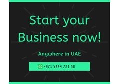 Business Setup Service in UAE #971544472158