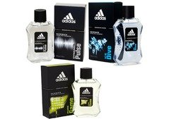 Choose any 4 Adidas perfumes for AED 90