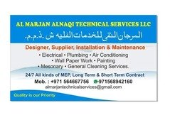 We assure Quality work in lowest price all over UAE