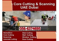 We Provide Services of Core Cutting and Concrete Cutting