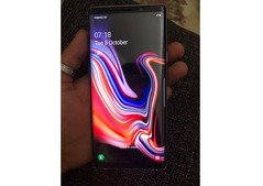 Samsung Note 9 Dual sim Mobile Phone For Sale