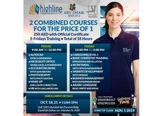 Short Training Courses&Skills Development w/Official Certification