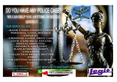 Do you have any Police case or any matter Need Lawyers?